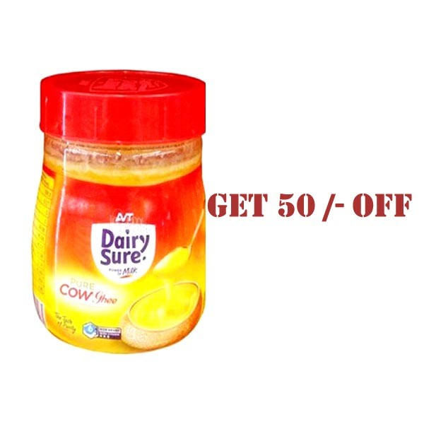 AVT Dairy sure pure Cow ghee 500 ml