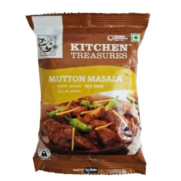 KITCHEN TREASURES MUTTON MASALA 100g