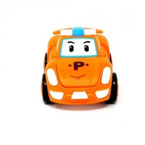 TRANSFORMER CAR FOR KIDS ORANGE