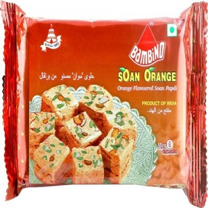 BAMBINO SOAN ORANGE SOAN PAPDI 250gm