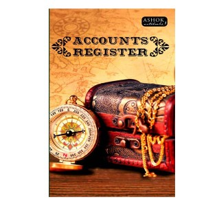 ASHOK ACCOUNTS REGISTER