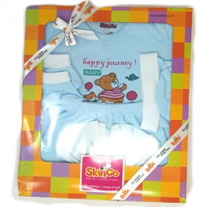 SkinCo Baby Skin Friendly Dresses (5 Pcs)