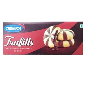 TRUFILLS(Choco filled induloence cookies)