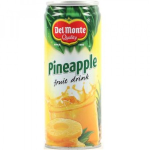 Del Monte Fruit Drink - Pineapple 240 ml