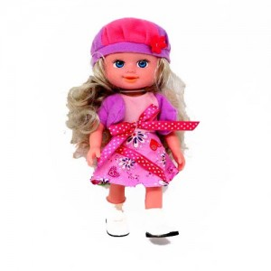 CUTE SINGING GIRL BABY DOLL