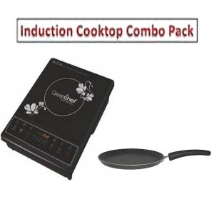 INDUCTION COMBO (ROYAL-INDUCTION COOKTOP + NAMO TAWA 285 - IB)