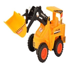 HERCULES Super Power Driving Truck (Yellow)