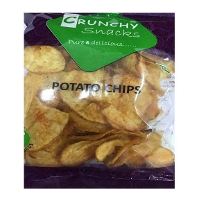 crunchy snacks potato chips 100g