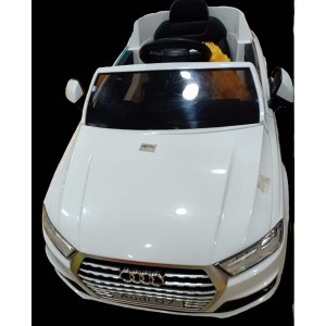 BMW Car Battery Operated Ride On (White)
