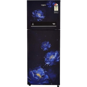 Whirlpool 245 L 2 Star Frost-Free Double Door Refrigerator (FC SAPPHIRE ABYSS (3S), Sapphire Abyss)