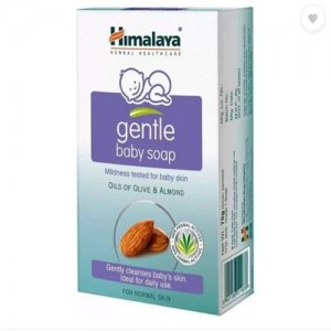 HIMALAYA Gentle Baby Soap (Pack of 3)