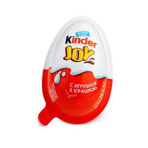 Kinder Joy Chocolate ,20g Pack