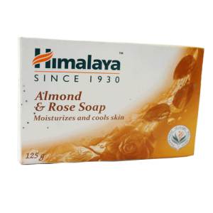 HIMALAYA ALMOND AND ROSE SOAP