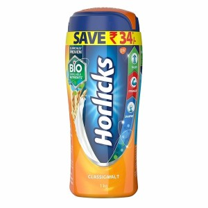 HORLICKS Super Saver Pack (1kg)-CLASSIC MALT