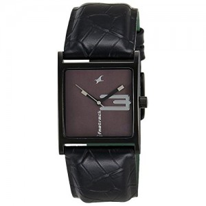 Fastrack New OTS-Upgrade Analog Black Dial Women's Watch -NK9735NL02