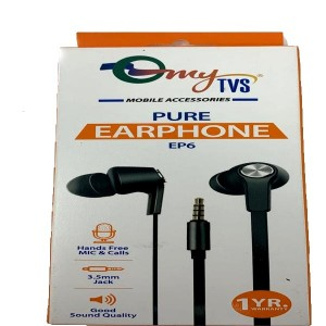 Omy TVS Pure EARPHONE EP6