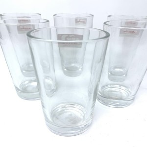 DELI GLASSS WARE 6 PIECES