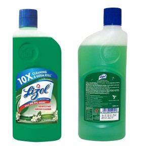 Lizol Disinfectant Floor Cleaner Jasmine - 500 ml