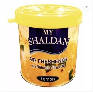 MY SHALDAN CAR FRESHENER GEL LEMON (80 g)