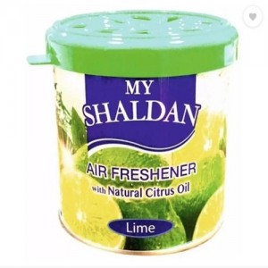MY SHALDAN CAR FRESHENER GEL LIME (80 g)