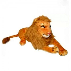 SOFT & STUFFED LION PLUSH TOY FOR KIDS