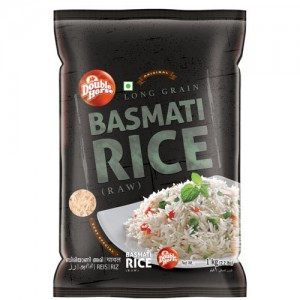DOUBLE HORSE LONG GRAIN BASMATI RICE