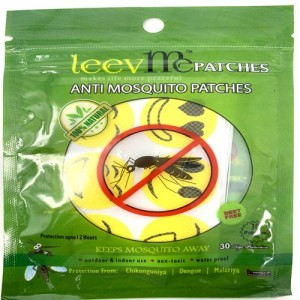 LeevMe PATCHES ANTI MOSQUITO PATCHES