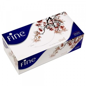 FINE SENSATIONS OUD SCENTED TISSUES 200 SHEET