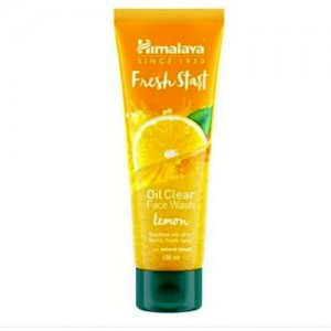 HIMALAYA FRESH START FACE WASH LEMON ( 50 ml )