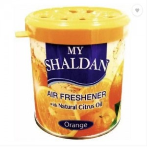 MY SHALDAN CAR FRESHENER GEL ORANGE (80 g)