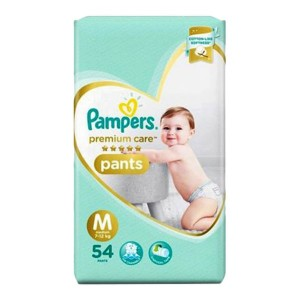 Pampers Pants Diapers premium care pants (M54)