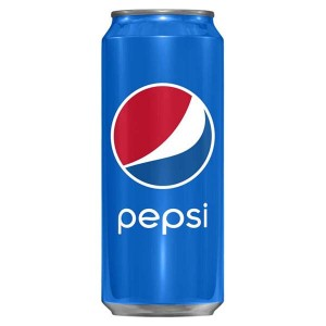 Pepsi Soft Drink, 250 ml Can