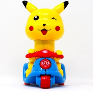 PIKACHU FRICTION POWERED SCOOTER