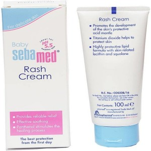 BABY SEBAMED RASH CREAM