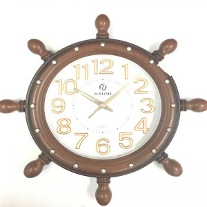 QUARTZ HAISHI ANALOG WALL CLOCK