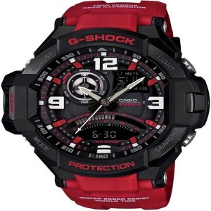 Casio G542 G-SHOCK Gravity Master Analog-Digital Watch - For Men