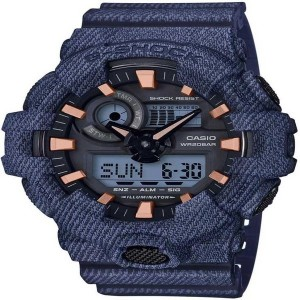 Casio G759 G-Shock Analog-Digital Watch - For Men