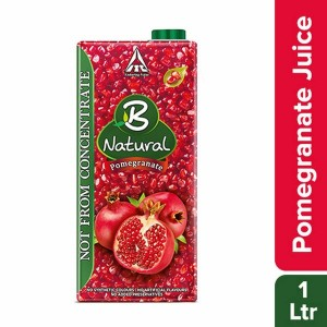 B NATURAL POMEGRANATE