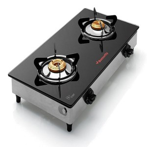 BUTTERFLY JET GLASS TOP 2/B LPG STOVE