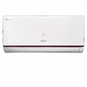 Voltas 1.5 Ton 3 Star Split AC - White (183 DZZ, Copper Condenser)