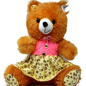Ultra Spongy Teddy Bear Soft Toy