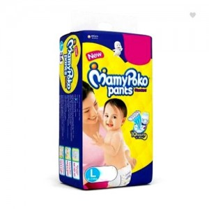 MAMYPOKO Pants L (9 kg to 14 kg) 32 PCS