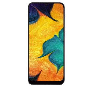 Samsung Galaxy A30 (BLACK, 64 GB) (4 GB RAM)