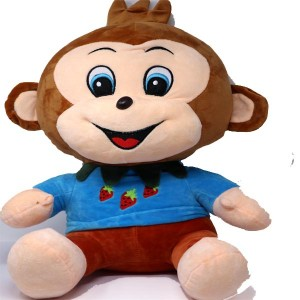 Super Soft Monkey Soft Toy
