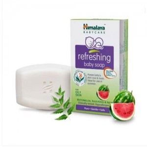 HIMALAYA BABY CARE Refreshing Baby Soap