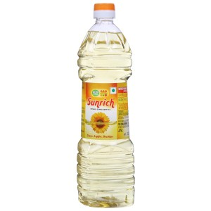 SUNRICH SUNFLOWER OIL 1 L