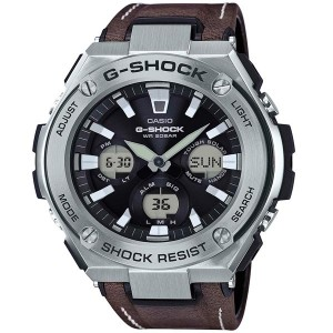 Casio G-Shock Analog-Digital Black Dial Men's Watch - G737 (GST-S130L-1ADR)