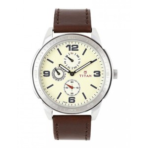 Titan 1585SL05 Analog watch for Men