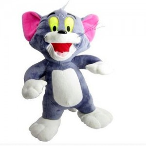 LAUGHING TOM'S SOFT TOY
