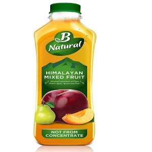 B Natural Himalayan Mixed Fruit Bottle, 750 ml